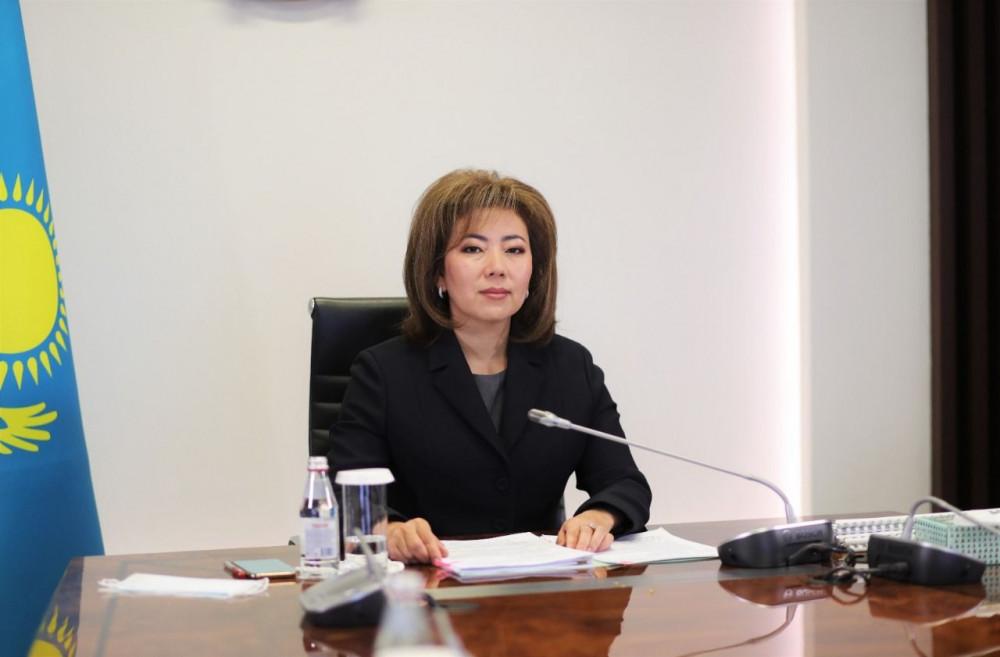 Мәдина Әбілқасымова Халықтық IPO туралы айтып берді